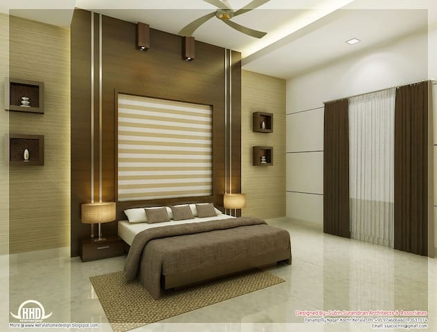 Affordable, Cozy & Comfy space for 4 - Faridabad - Flat