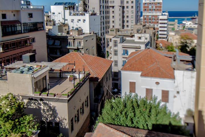 The Grand Meshmosh, DeluxeDouble BR - Beirut - Bed & Breakfast