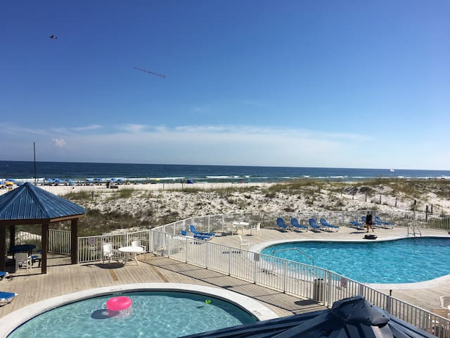 A Wave from Home at Sugar Beach In Orange Beach AL