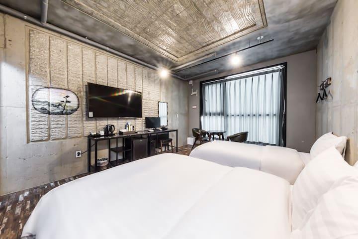 독산 가산 금천구 비지니스를 위한 깔끔한 호텔