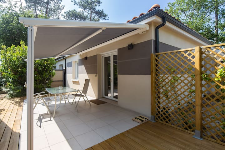 Airbnb Montalivet Les Bains Vacation Rentals Places