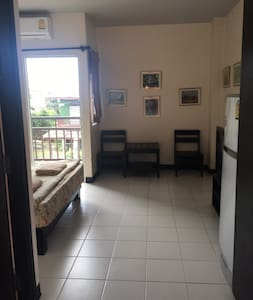 กฤตพร รีสอร์ท - Tambon Nong Mai Daeng - Apartamento