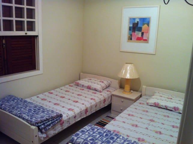 Bedroom #2 - downstairs