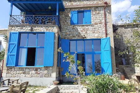 Assos/Sazlı Stone House