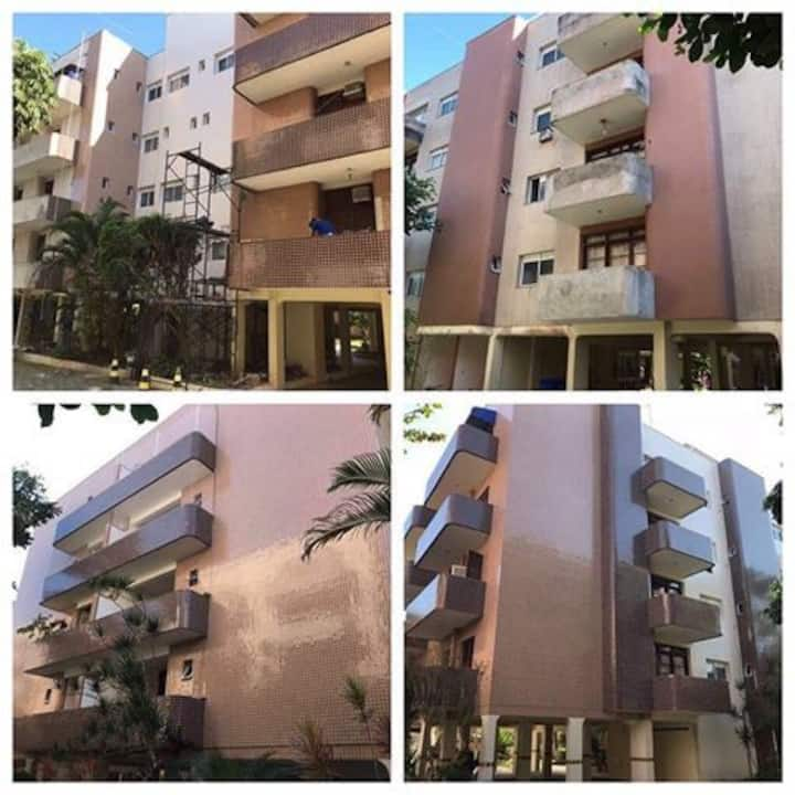 Apartamento Duplex - Condomínio Fechado e Piscina