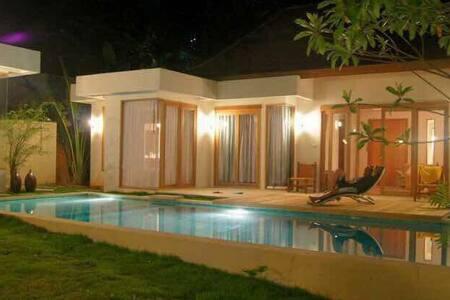 Private Natural Pool Villa - Chalong