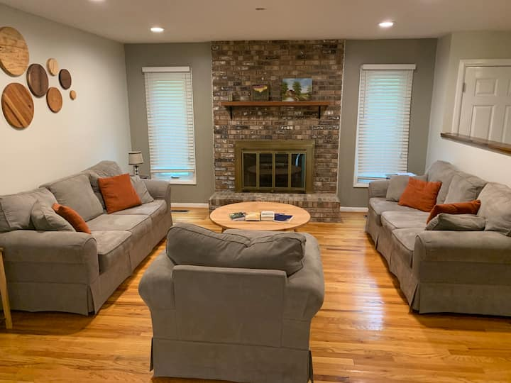 Two Bedroom Suite in South Asheville