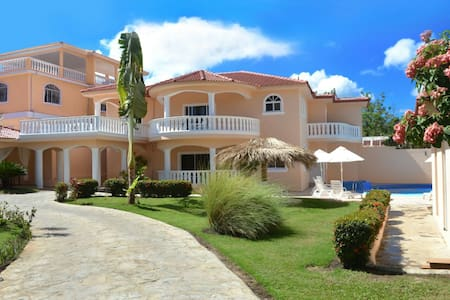 Private 6 bedroom villa great for parties and get togethers (10% OFF DIC & JAN) - Sosua - Villa
