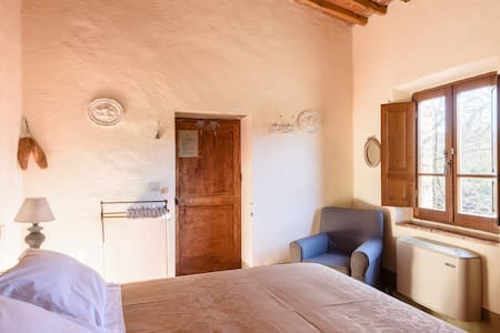 Suite in Tuscany - Farnetella