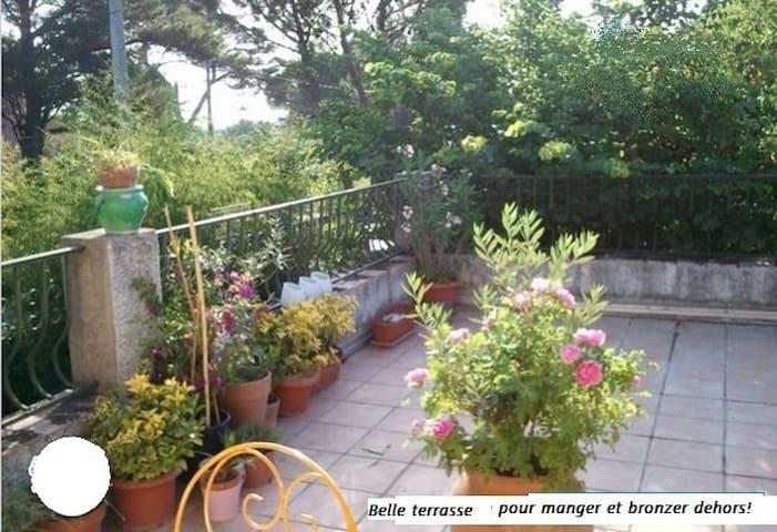 Chambre privée chez Petra - Montpellier - Appartement