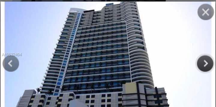 2 Story loft in the heart of Miami. Brickell.
