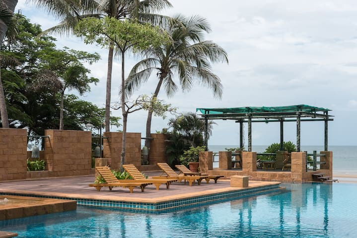 *SANITIZED* Hua Hin Private & Luxury Condo By The Ocean
