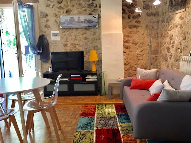 """Le """" Studio """" de la Clape"""