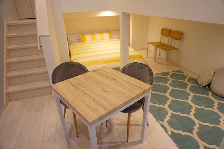 ☆101☆Close to Kumamoto Sta.All New and unique room