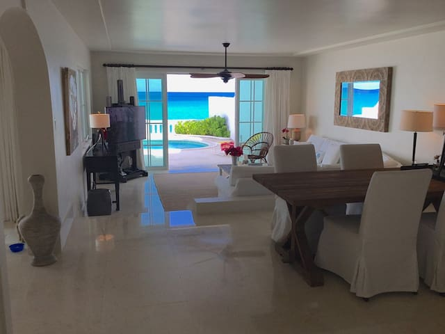 Oceanfront Home With Private Pool & Ocean Access - Nassau - Haus