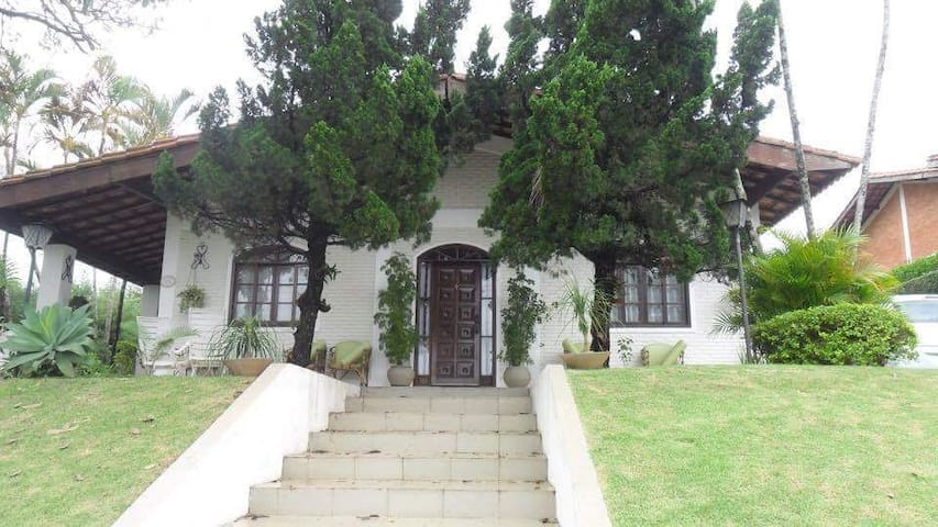 Casa deliciosa em condominio fechado. - Itatiba - House