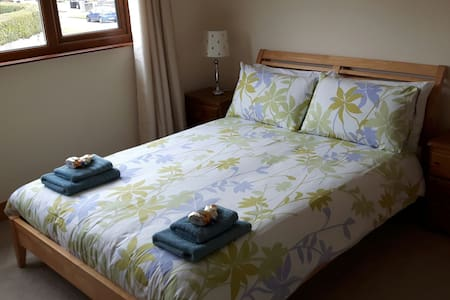 Double Room with desk in Dublin - Huis