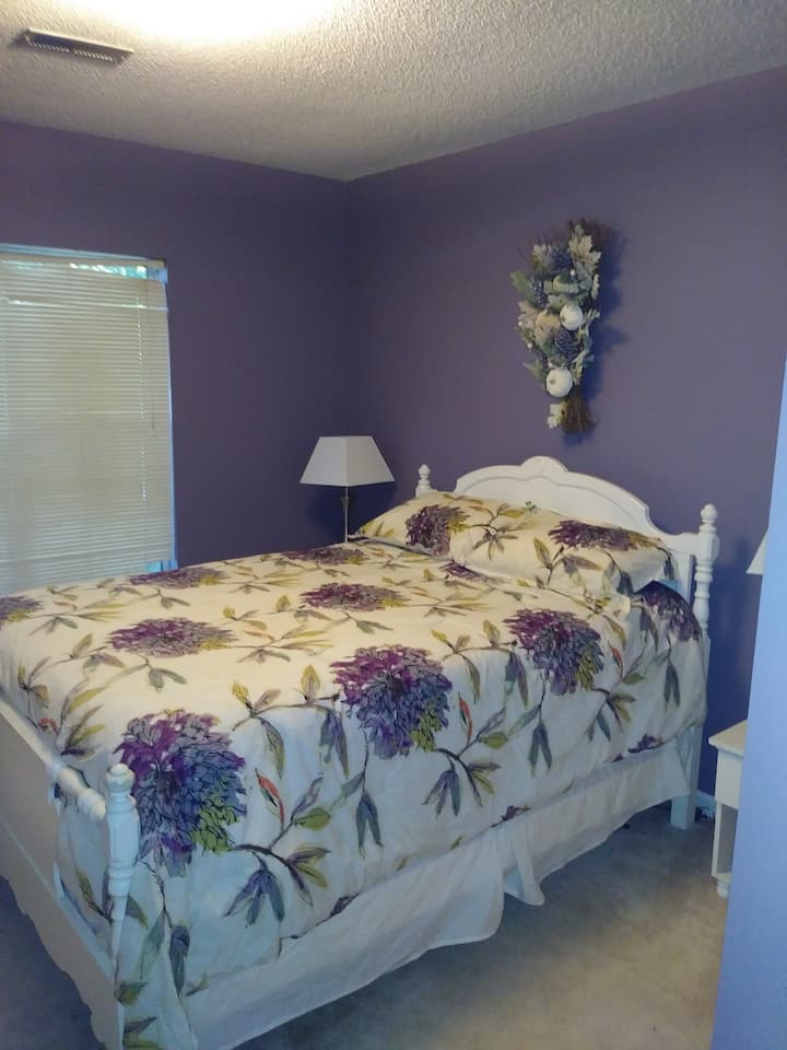 Three bedroom, two bath ranch style home.  It is w