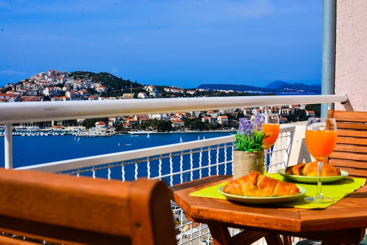 Modern apartment with beautiful sea view - Dubrovnik - Apartment