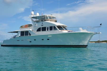 Luxury Private Yacht - Illiquid - Albany, Bahamas - Nassau - Barca