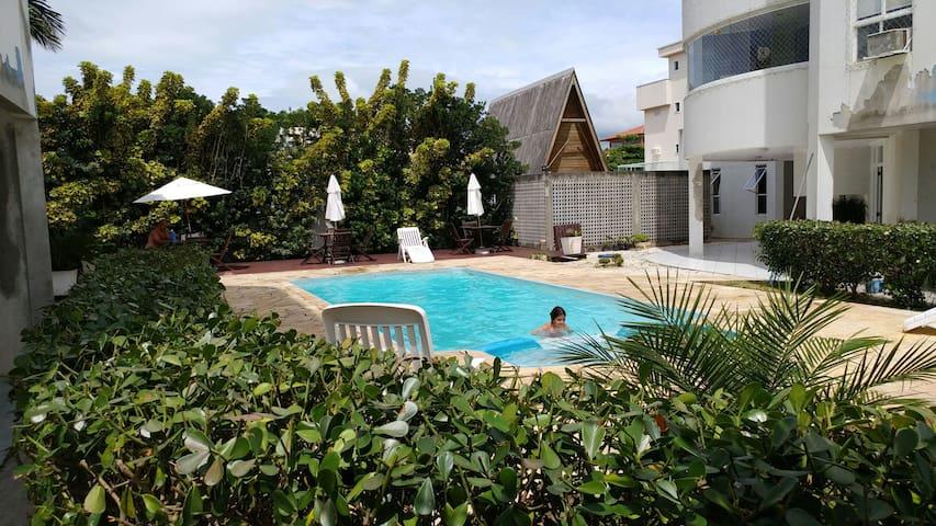 Confortável apartamento em Mariscal - Bombinhas, Canto Grande - Apartment