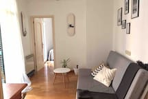 Cozy room in a Beautiful Apartament at the beach