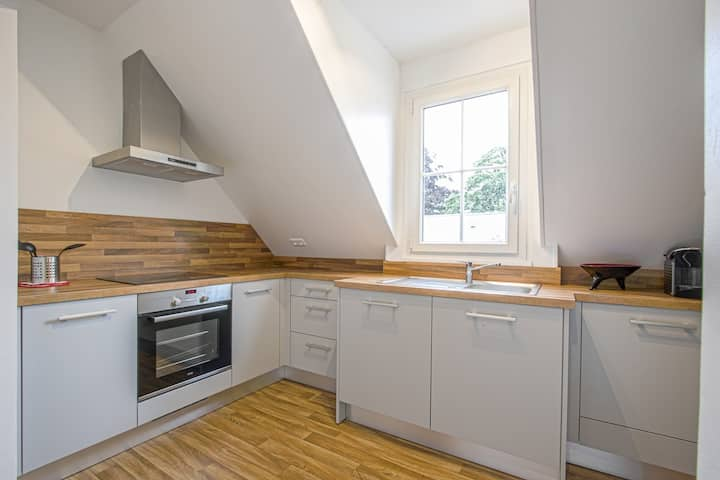 Charming apartment in Bayeux