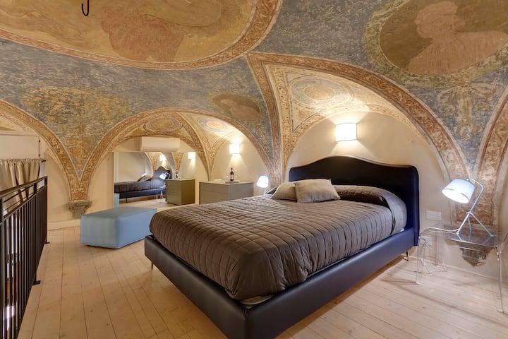 Trebbio Uno Suite, amazing apartment suite