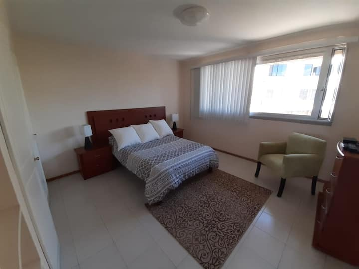 Cozy Suite in Residential Area Tangamanga S2