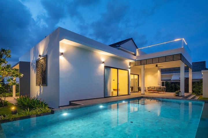Sivana HideAway 4BR Villas #27