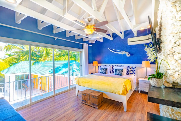 Pool Cottage at Viking Hill - Love Beach