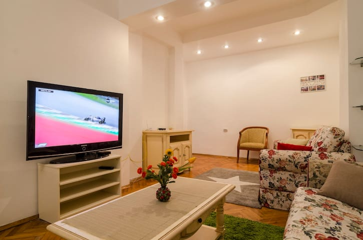 Cozy Apartment at the Heart of Sofia