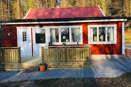 New apartement for 4 persons close to Gothenburg