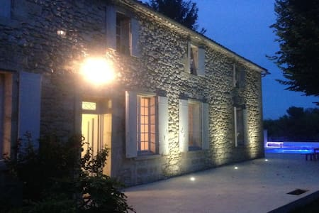 Perfect Family Holiday Retreat, on Dordogne River - Flaujagues - บ้าน