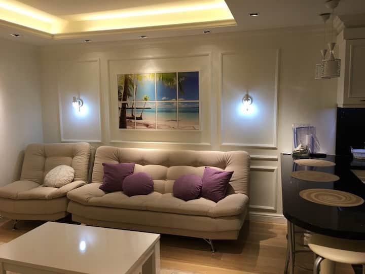 Premium Onkel residence flat Konyaalti