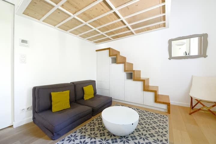 Modern and stylish studio nearby city center