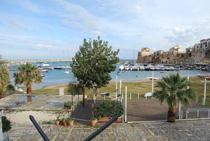 Casa con Vista sul Porto - Castellammare del Golfo - Apartment