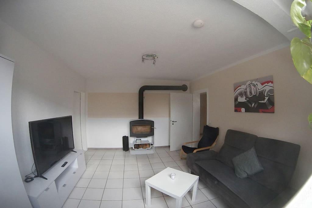 Wohnzimmer    180° Grad Foto