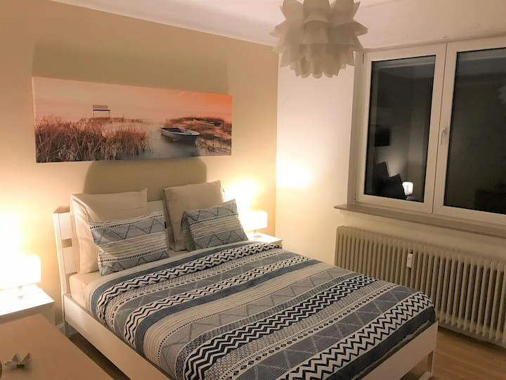 Sunset Double Bedroom