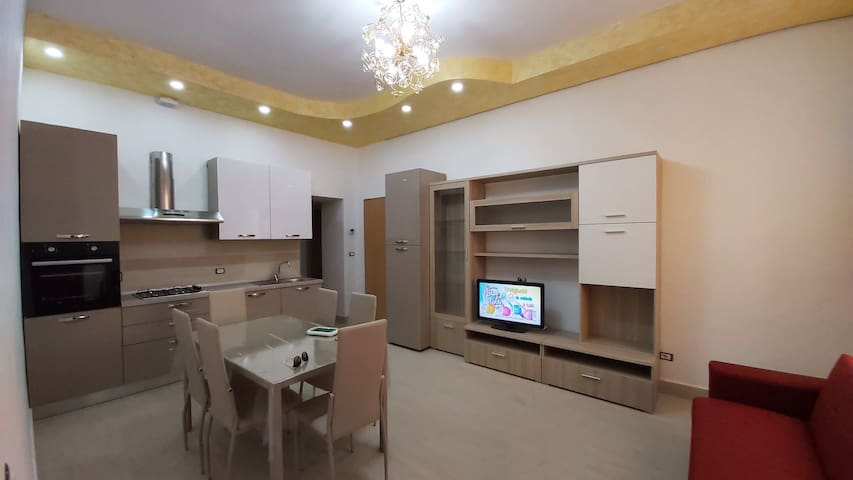 Alisia Apartment