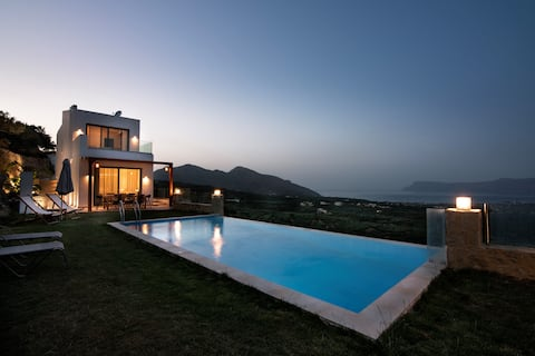 Villa Cielo,premium luxury villa with amazing view