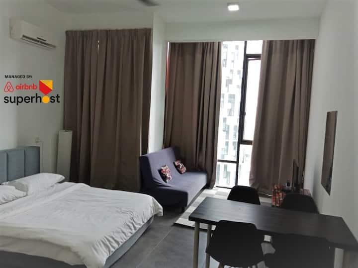 [NEW] Studio Empire Damansara, WIFI, NETFLIX, IKEA