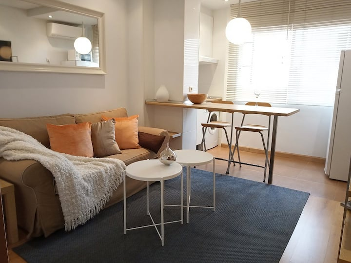 LINDO APARTAMENTO EN SALAMANCA DISTRICT