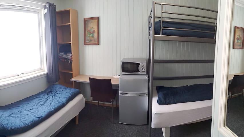 Luren room in Mosby, Kristiansand