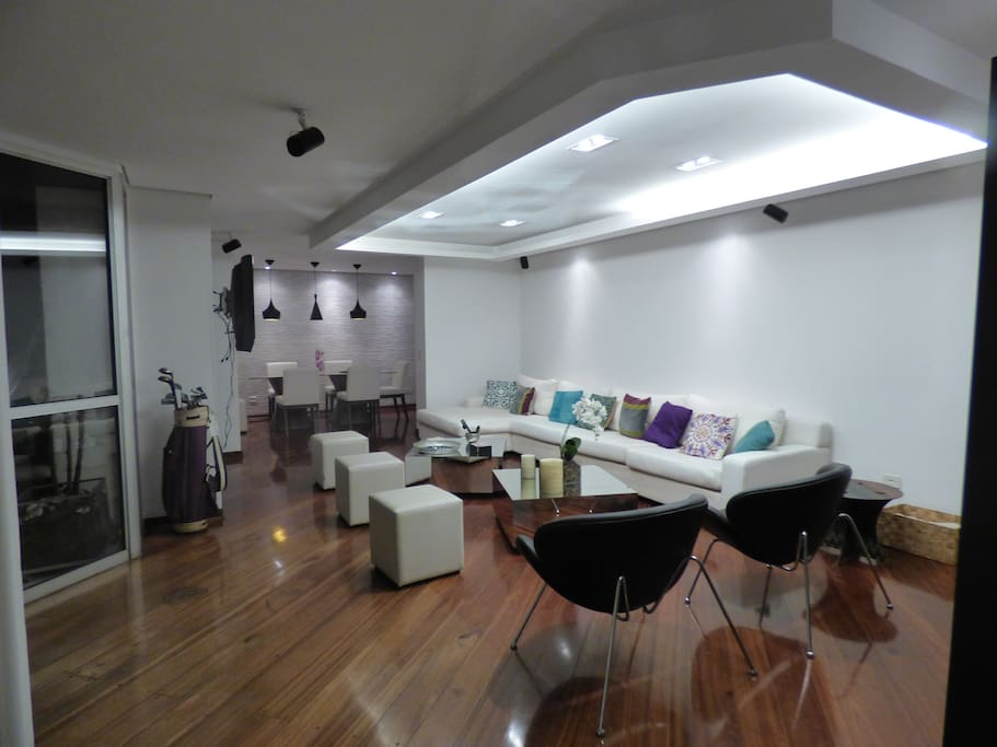 Very cozy apartment with comfortable facilities - Residence consolacao sao paulo au bresil ...