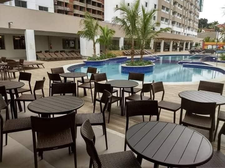 Olimpia Park Resort - Apartamento de 2 Dormitórios