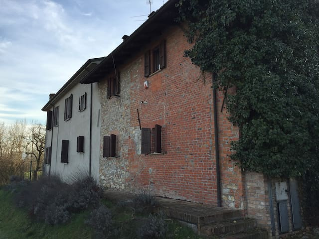 Ancient house in the countryside - Sarturano - Reihenhaus