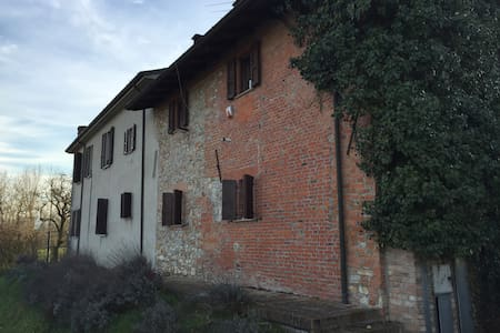 Ancient house in the countryside - Sarturano