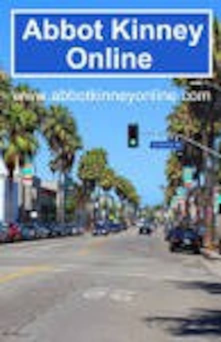 Short walk to Abbot Kinney shops and Main Street