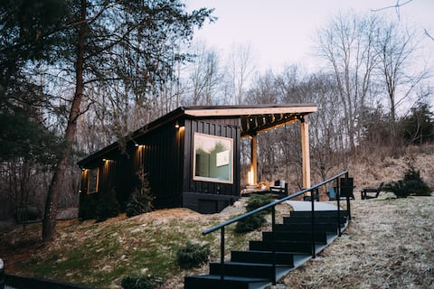 The Lily Pad - Hocking Hills- Shipping Container